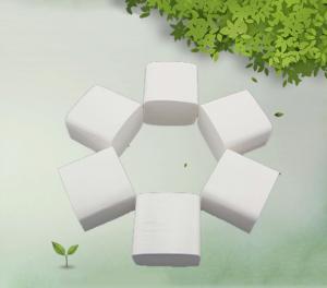 Папір туалетний листовий V-складання