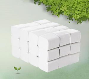 Папір туалетний листовий Z-складання
