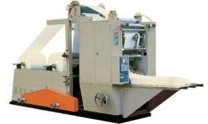 Верстат для виробництва паперових рушників